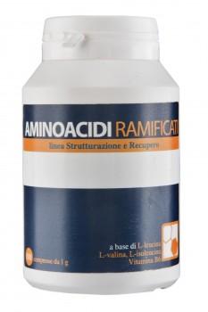 Image of Aqua Viva Aminoacidi Ramificati Integratore Alimentare 100 Compresse 902889474