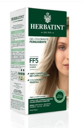 Herbatint Gel Permanente Biondo Sabbia 150ml