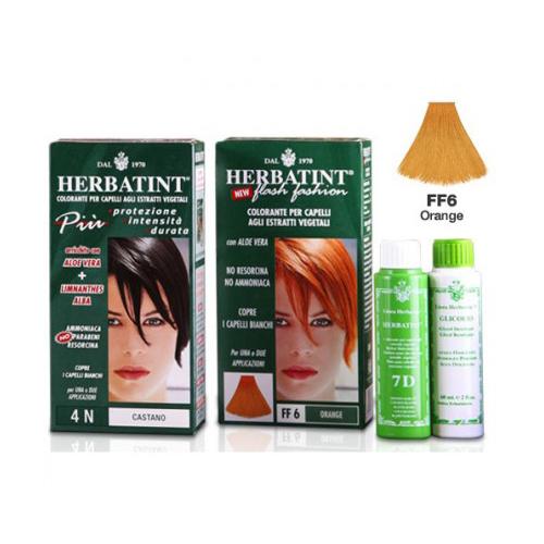 Herbatint Colorazione Naturale Nuance Ff6 Flash Orange 135ml