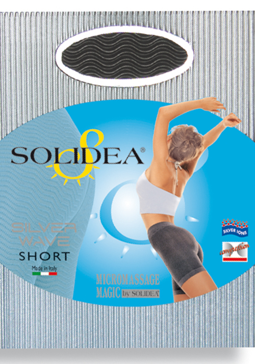 Solidea Silver Wave Short Pantaloncino Taglia Ml
