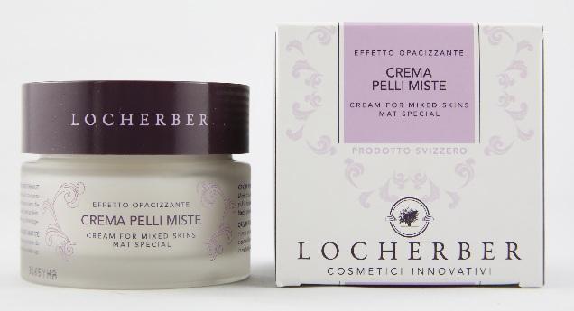 Locherber Crema Pelli Miste 50ml