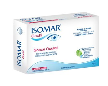 Isomar Occhi 15 Monodose Gocce 0,5ml
