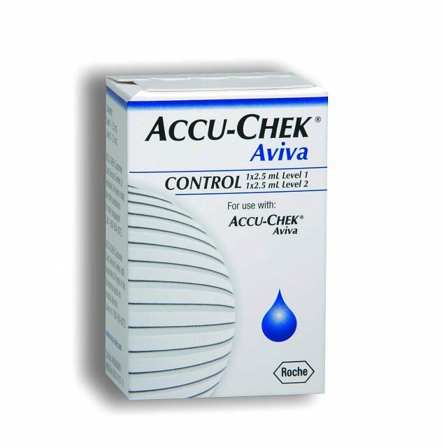 Image of Accu-chek Aviva Control Soluzione di Controllo 903944243