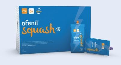 Afenil Squash 15 Integratore Alimentare Ai Frutti Di Bosco 30 Bustine