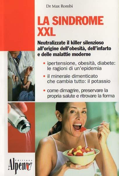 Alpen Libro La Sindrome Xxl