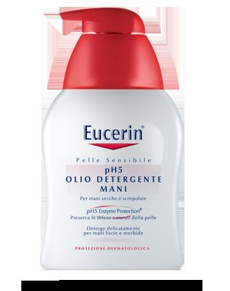 Eucerin pH5 Olio Detergente Mani 250ml