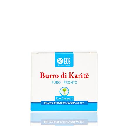 Eos Natura Burro Di Karitè Pronto Integratore Alimentare 100ml