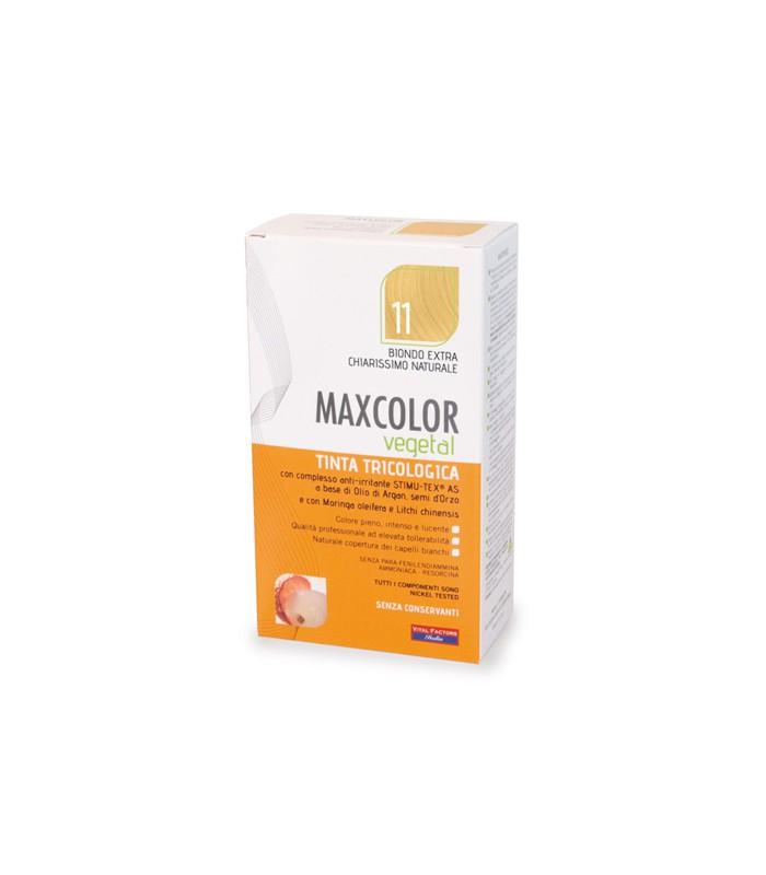 Max Color Vegetal Tintura Tricologica 11 140ml