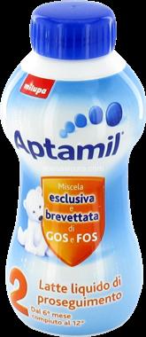 Image of Aptamil 2 Latte Di Proseguimento Liquido 500ml 904684560
