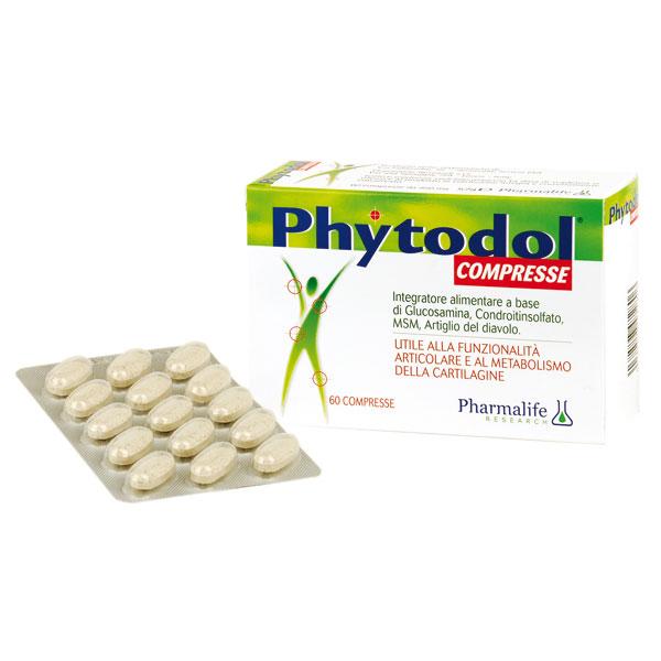 Pharmalife Phytodol Compresse Integratore Alimentare Per La Funzionalità Articolare 60 Compresse