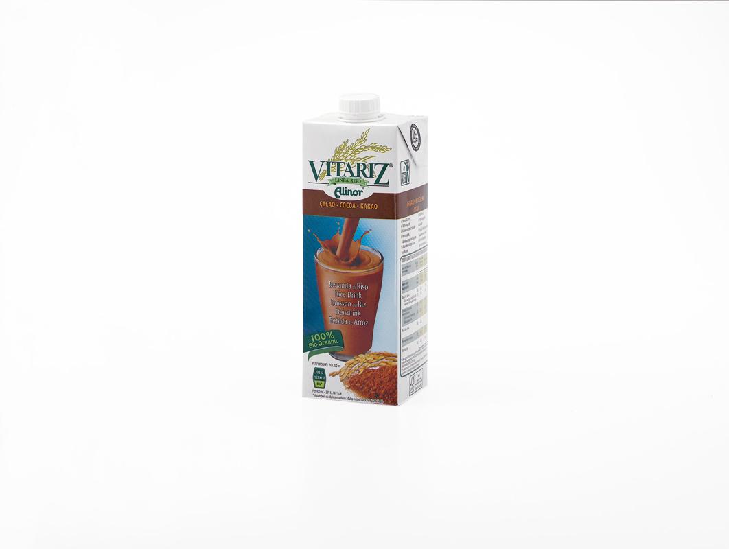 Vitariz Bevanda Di Riso Con Cacao Biologico 1l