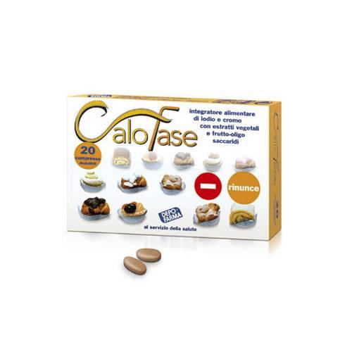 Image of Depofarma Calo Fase Integratore Alimentare 20 Compresse 905066787
