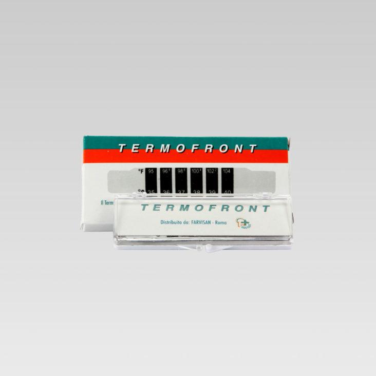 Farvisan TermoFront Termometro 1 Pezzo