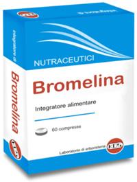 Kos Bromelina Integratore Alimentare 60 Compresse