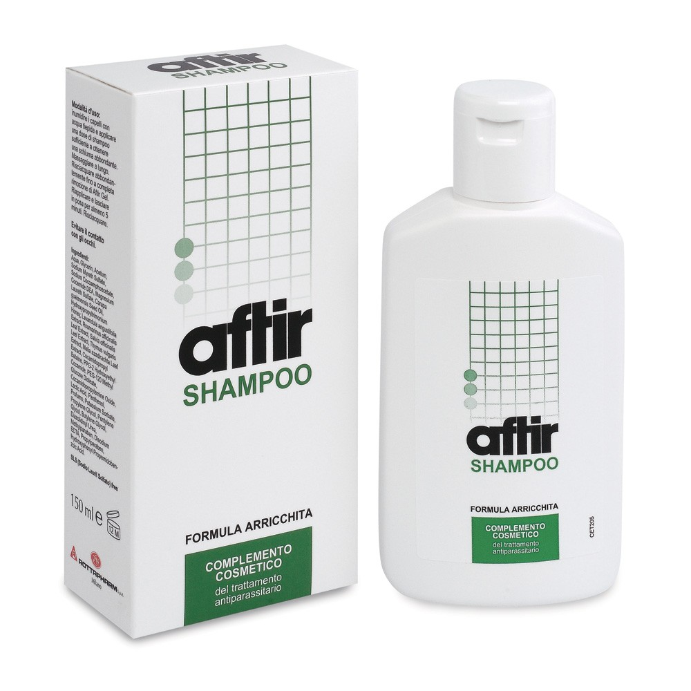 Image of Aftir Shampoo Antiparassitario 150ml 905353645