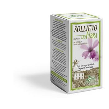 Image of Aboca Sollievo LioFibra 70 Compresse Da 680mg 905562233