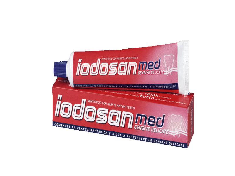 Image of Iodosan Med Dentifricio 100ml 905723173