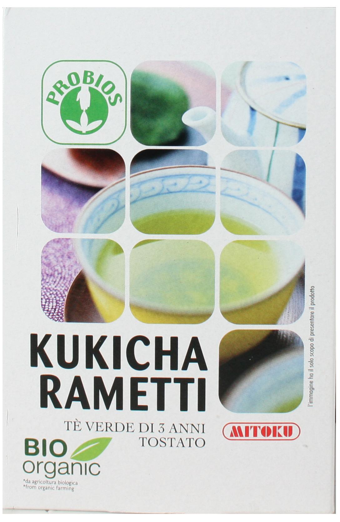 Mitoku Kukicha Rametti Biologico 80g