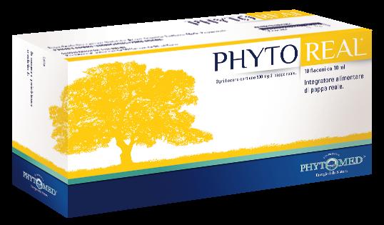 Phytoreal Integratore Alimentare 10 Flaconcini 10ml