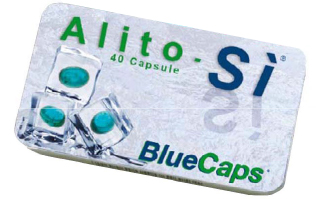 Image of Depofarma Alito-Sì Blue Caps Menta 40 Capsule 906058779