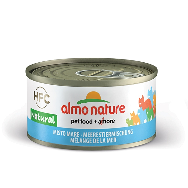 Image of Almo Nature Cat HFC Natural Mistomare 70g 1 Pezzo 906580992