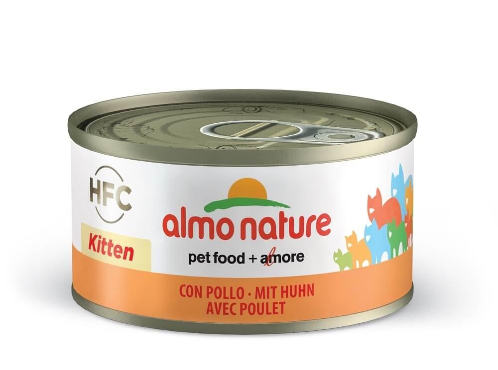 Image of Almo Nature Alimento Per Gattini 70g 907170930