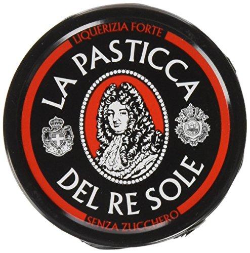 Image of Pasticca Del Re Sole Pasticche Di Liquirizia Forte 30g 907181782