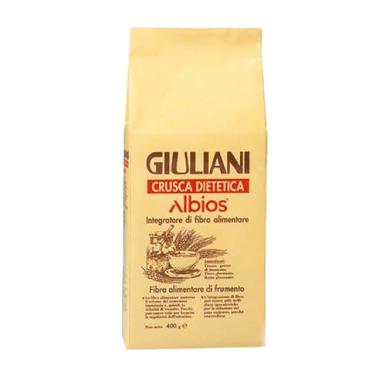 Image of Albios Crusca Giuliani Senza Glutine 400gr