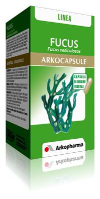 Arkocapsule Fucus Integratore Alimentare 45 Capsule