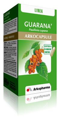 Arkopharma Guaranà Arkocapsule Integratore Alimentare 45 Capsule