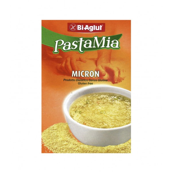 Biaglut Pasta Classica Pastina Senza Glutine Micron 250g