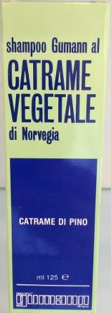 Image of Laboratori Gumann Shampoo Al Catrame Vegetale Di Norvegia 125ml 908189006