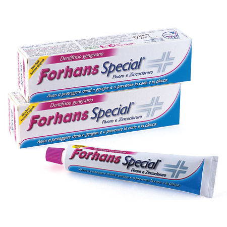 *FORHANS DENT SPECIAL 75 ML