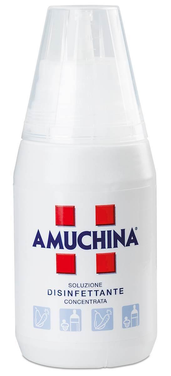Image of Angelini Amuchina Soluzione Disinfettante Concentrata 100% 250ml