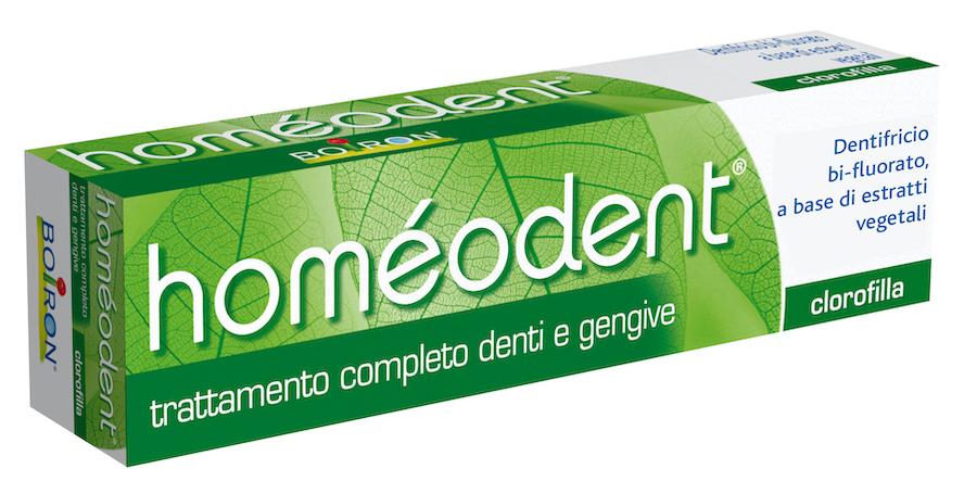 Boiron Homeodent Clorofilla Dentifricio 75ml