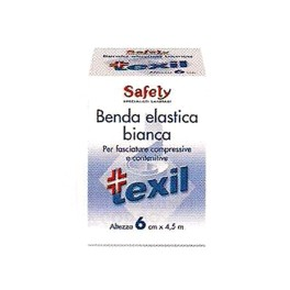 Safety Texil Ideal Benda Elastica 4,5m x 10cm