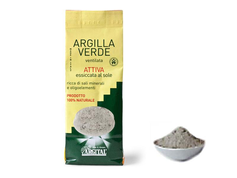 Image of Argilla Verde Ventilata Attiva 500g 909812950