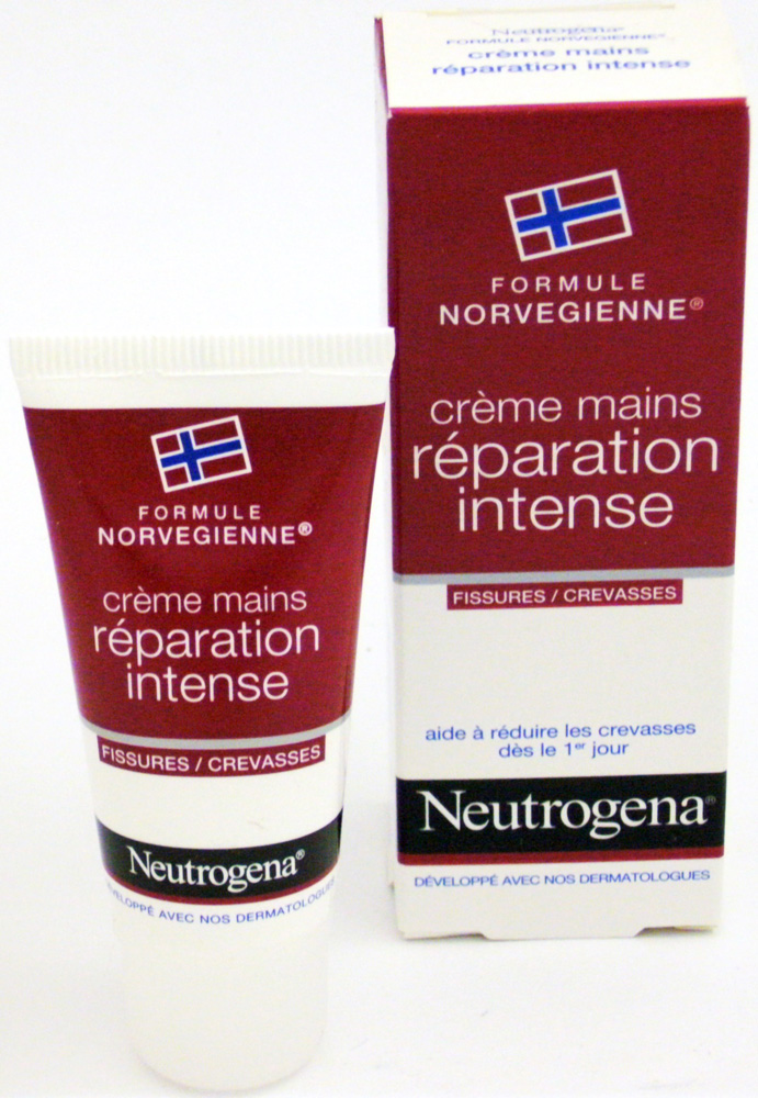Neutrogena Mani Crema Mani Riparazione Intensa 15ml