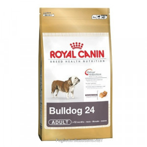 Image of Royal Canin Breed Hn Bulldog 24 Adulto 12kg