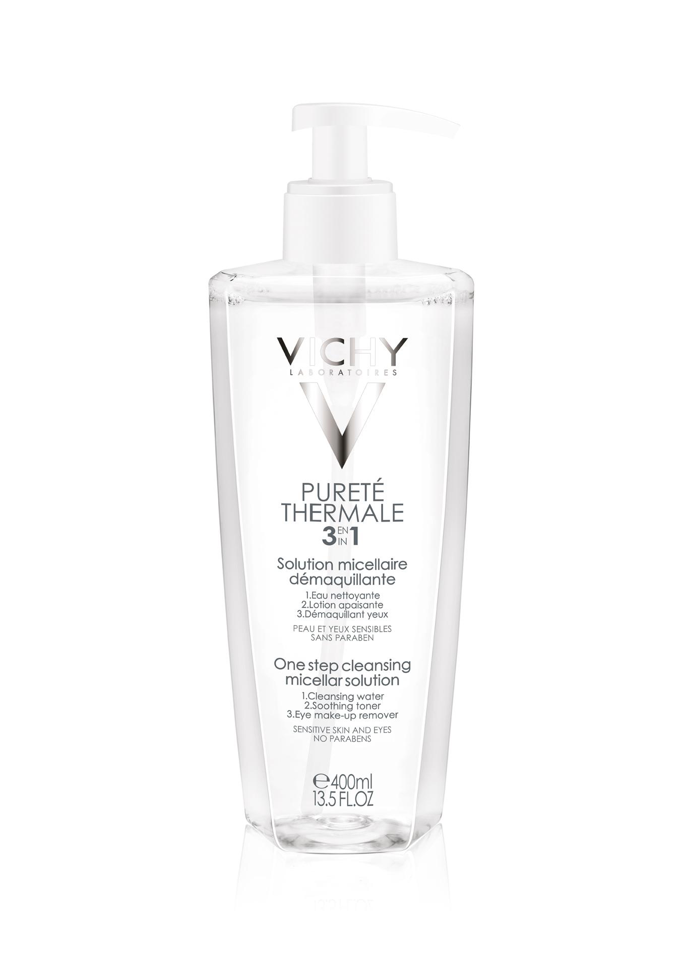 Vichy Pureté Thermale Soluzione Micellare 3 In 1 400ml