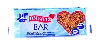 La Finestra Sul Cielo Omega3 Bar Barretta Ai Semi Di Lino 25g