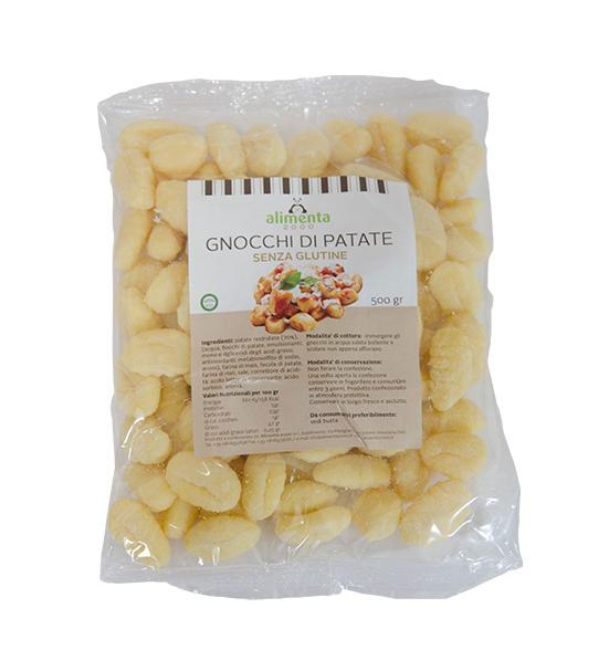Image of Alimenta 2000 Gnocchi Di Patate Senza Glutine 200g 912166372