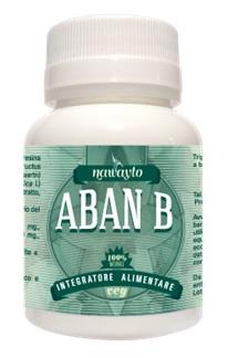 Image of Aban-B Integratore Alimentare 60 Compresse 912256120