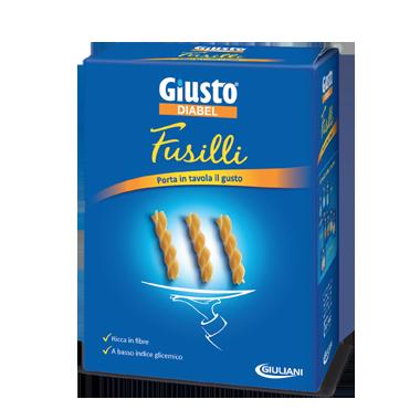 Giusto Diabel Fusilli Senza Glutine 500g