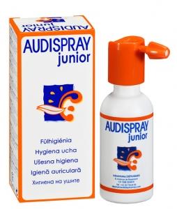 Image of Audispray Junior Igiene dell'orecchio 25ml 912467281