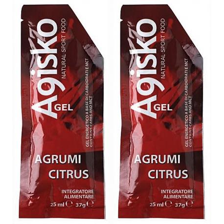 Image of Agisko Agrumi Citrus Gel 15 Bustine Da 37g 912517455