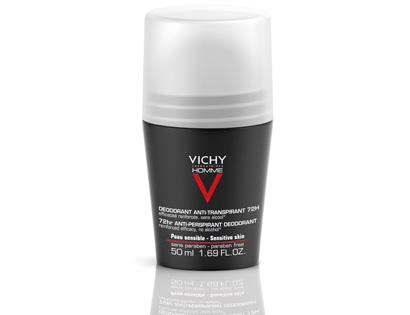 Vichy Homme Desodorante Anti-transpirable 72H Roll-On