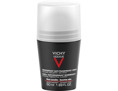 Vichy Homme Desodorante Roll-On 50ml 48H