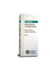 Forza Vitale Equisetum S Integratore Alimentare 100 Globuli