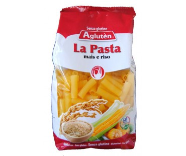 Image of Agluten Maccheroncini Pasta Senza Glutine 500g 912806205